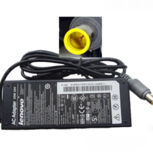 Lenovo Laptop Charger |Yellow Pin 65W – 4A (20v)